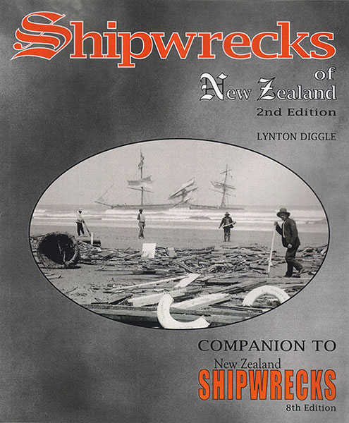 Shipwrecks of New Zealand