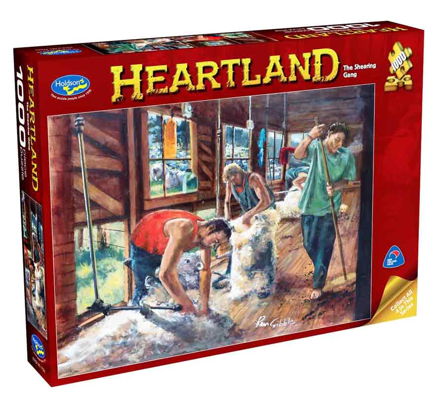 Heartland - The Shearing Gang